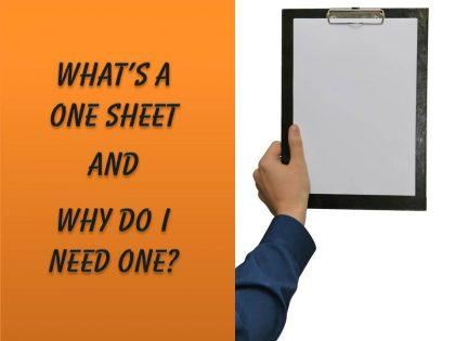 One Sheet2